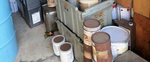 製造業の廃棄物処理対応事例