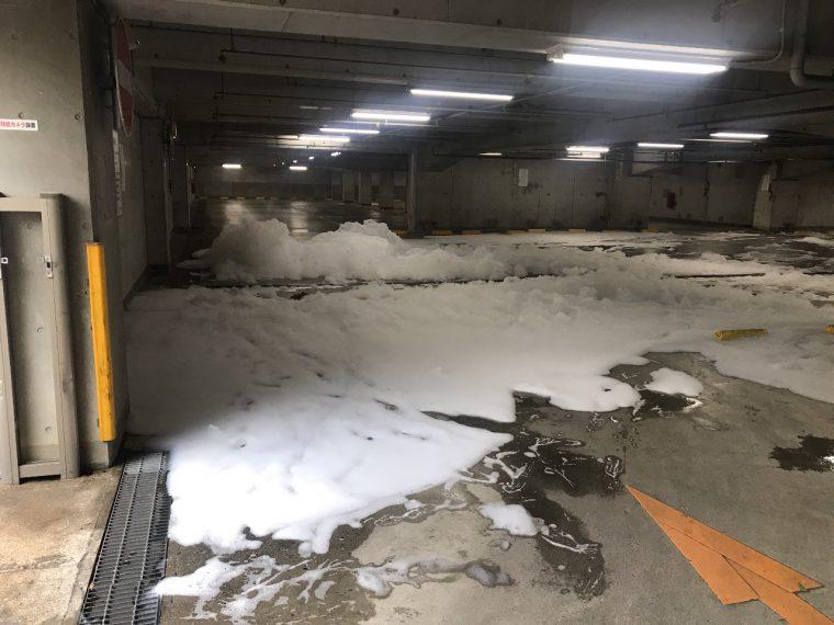 各種サービス業の廃棄物処理対応事例(遊技場施設A社)